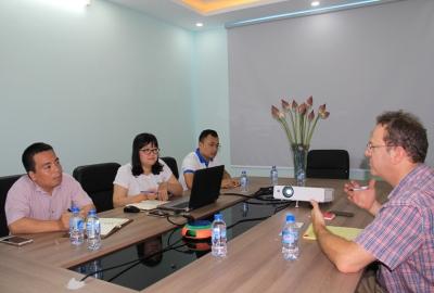 Đối tác PMIFoods - Dan Breiner - Asian Sales